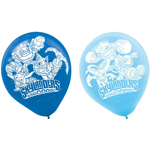 Skylanders Latex Balloons - 6 Ct.