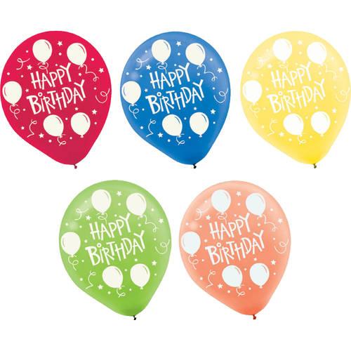 "Balloon Fun 12"" Latex Balloons (72ct)"
