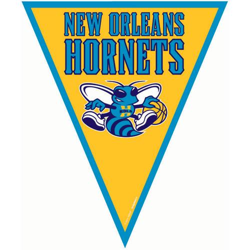 Pennant Banner- New Orleans Hornets
