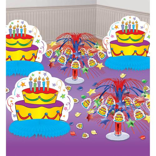 Birthday Table Decorating Kit