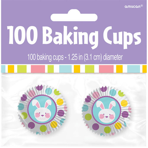 Easter Mini Baking Cups