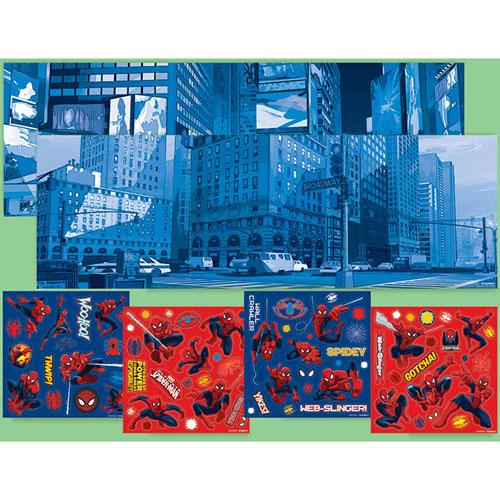Spider-Man Sticker Activity Book