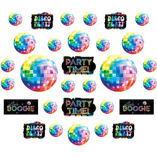 Disco Fever Cutout Pack