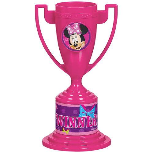 "Minnie Mouse 5"" Trophy Cups (8ct)"