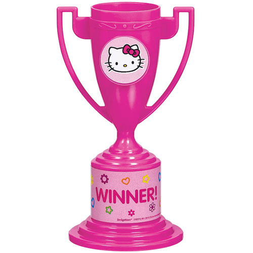 "Hello Kitty 5"" Trophy Cups (8ct)"