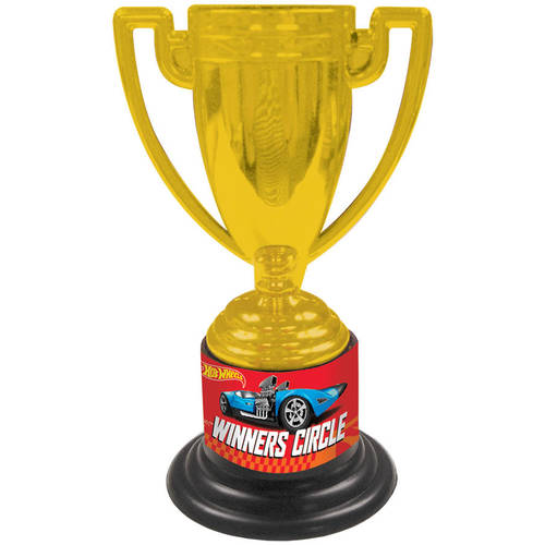 Hot Wheels Wild Racer Award Trophy