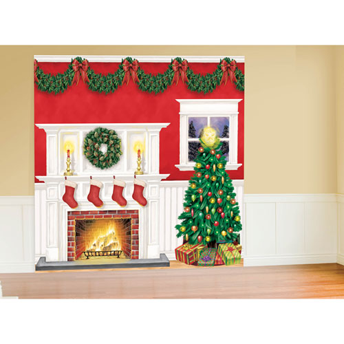 Christmas Scene Setter Decorating Kit