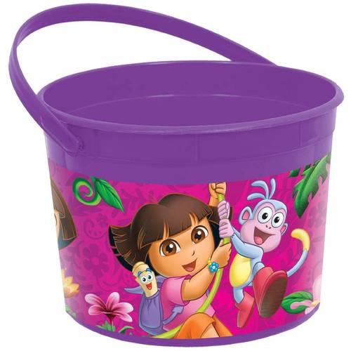 Dora's Flower Adventure Favor Buckets