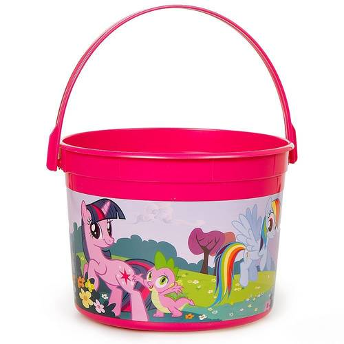 My Little Pony Friendship Favor Bucket