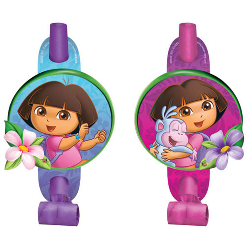 Dora's Flower Adventure Blowouts
