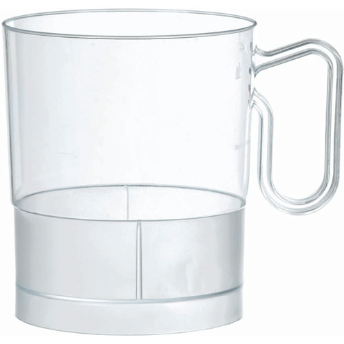 Plastic Coffee Cups - Clear