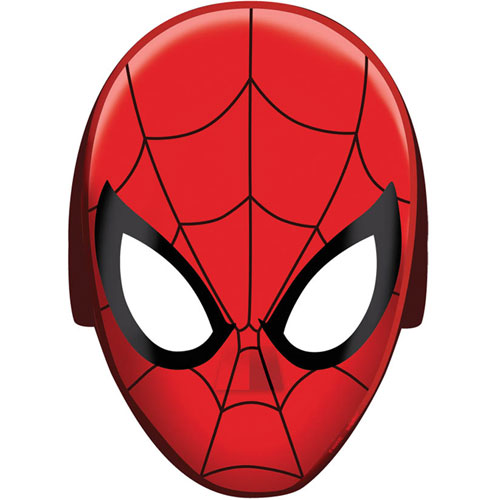 Spider-Man Paper Masks (8ct)
