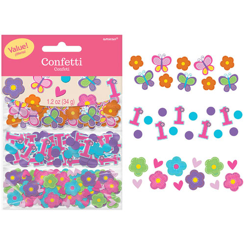 Sweet Birthday Girl Confetti Pack