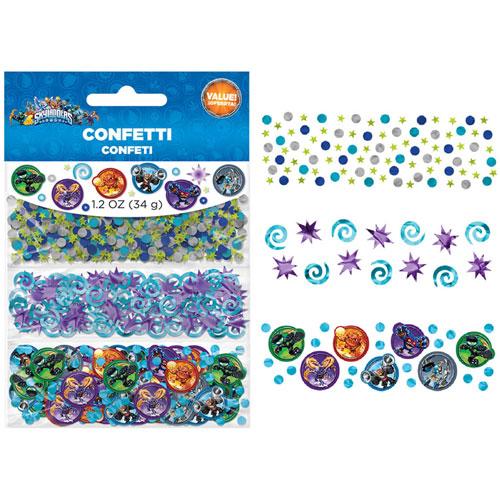 Skylanders Confetti Value Pack