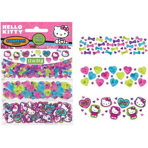 Hello Kitty Rainbow Confetti Value Pack