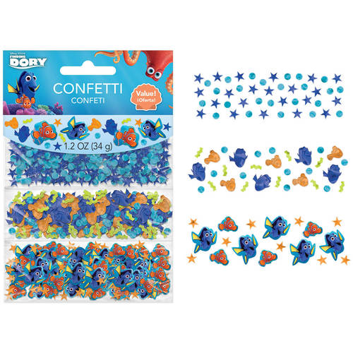 Finding Dory Confetti Pack