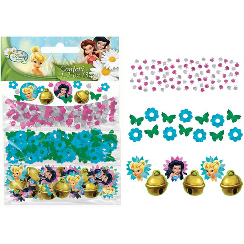 Tinker Bell and Fairies Confetti Pack