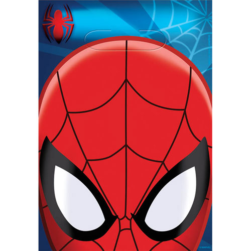 Spider-Man Loot Bags (8ct)