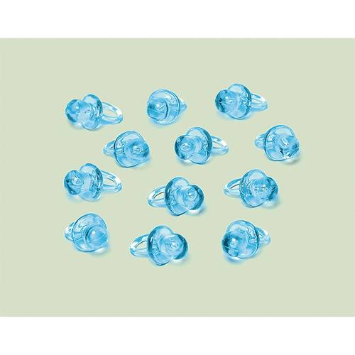 Mini Pacifier Blue (24 ct)