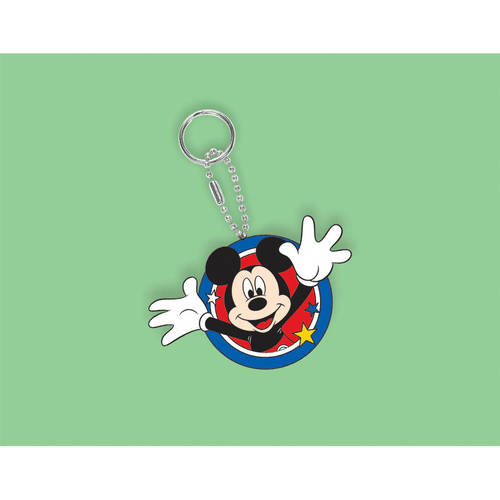 Mickey Fun and Friends Keychain