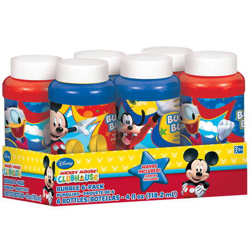 Mickey Fun and Friends Bubbles