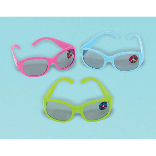 Neon Birthday Sunglasses