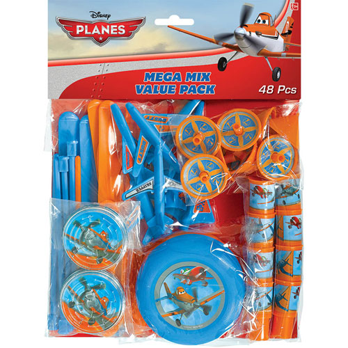 Disney's Planes 2 Favor Pack