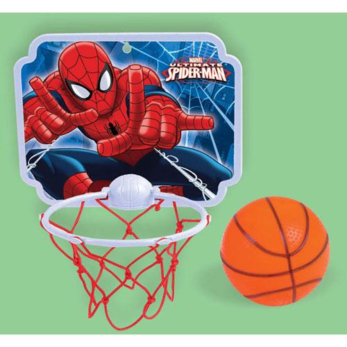 Spider-Man Hoop Game