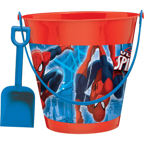 Spider-Man Sand Pail with Shovel