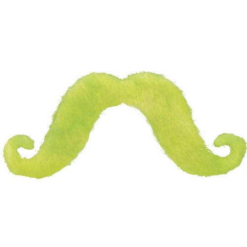 Glow in the Dark Moustache