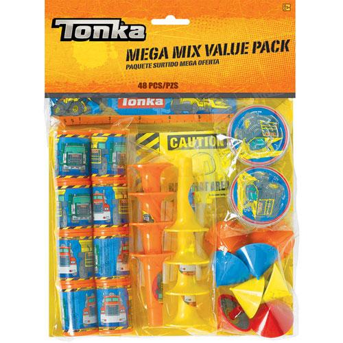 Tonka Mega Mix Value Pack