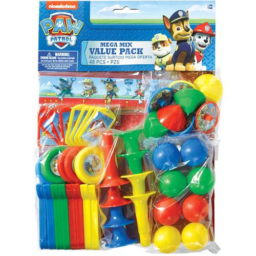 Paw Patrol Mega Mix Value Pack
