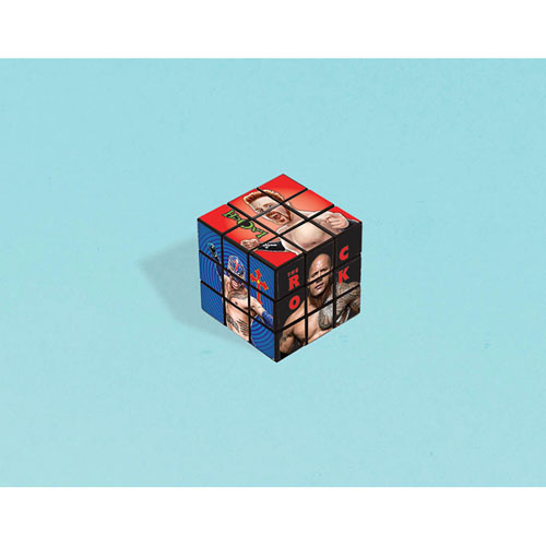WWE Party Puzzle Cube