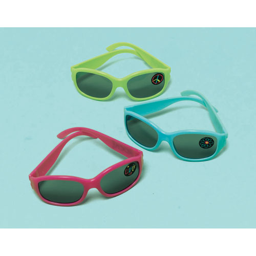Neon Birthday Child Sunglasses