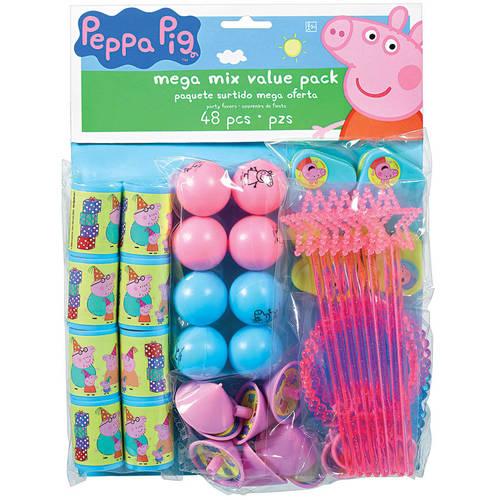 Peppa Pig Favor Packs (48 ct)