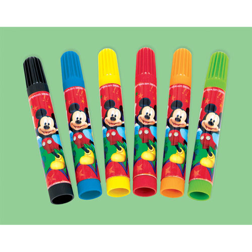 Mickey Fun and Friends Markers