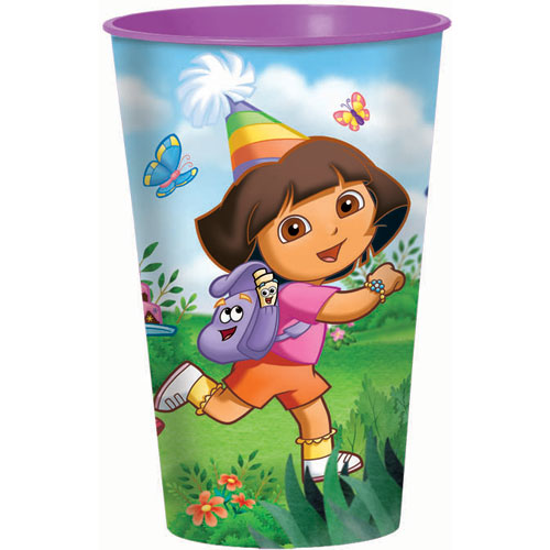 Dora and Friends 16oz Favor Cup