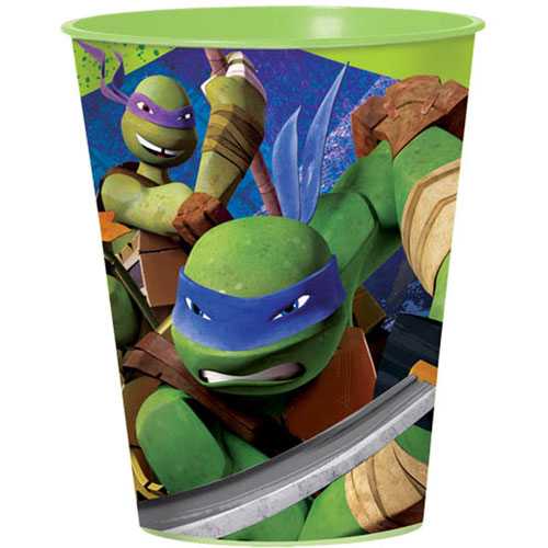 Ninja Turtles 16oz Favor Cup