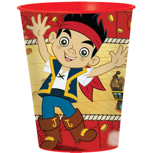 Jake and the Neverland Pirates 16oz Favor Cup