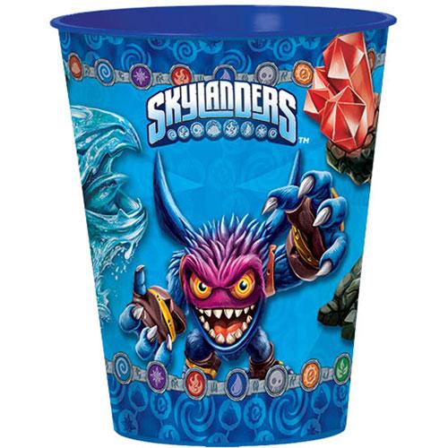 Skylanders Favor Cup