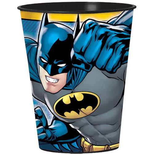 Batman 16oz Favor Cup