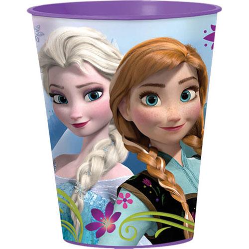 Frozen 16oz Favor Cup