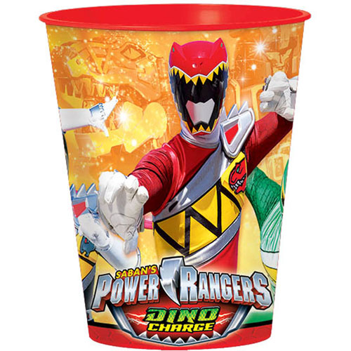 Power Ranger Dino Charge Favor Cup
