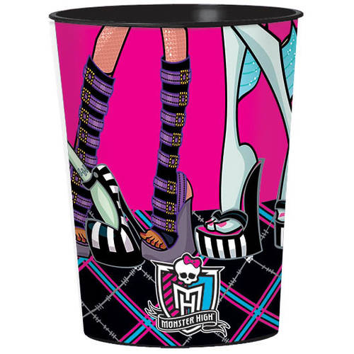Monster High 16oz Favor Cup