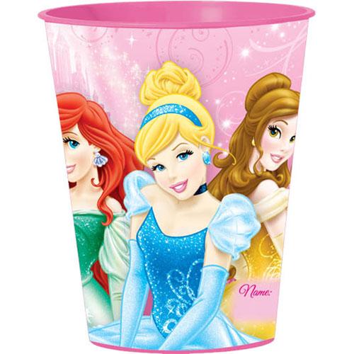 Princess Sparkle 16oz Favor Cup
