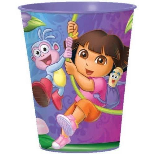 Dora's Flower Adventure 16oz Favor Cup