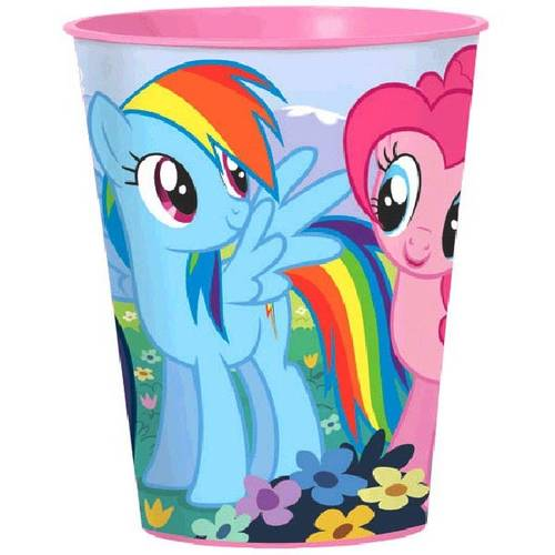 My Little Pony 16oz Favor Cup