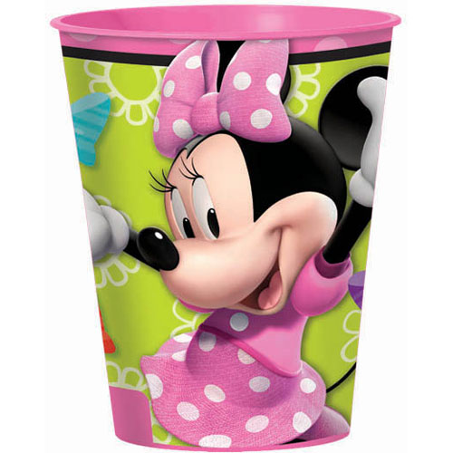 Minnie Bows 16oz Favor Cup