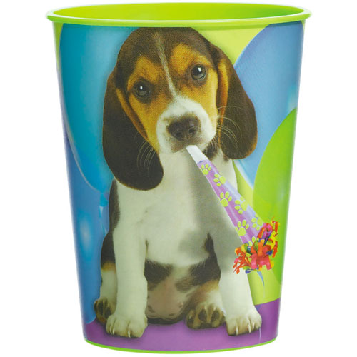 Party Pups 17oz Favor Cup