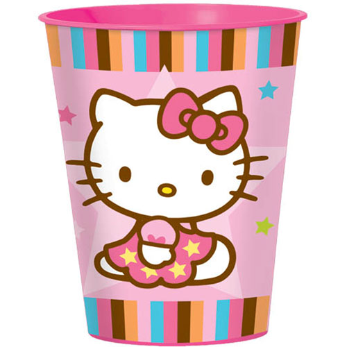 Hello Kitty 16oz Favor Cup